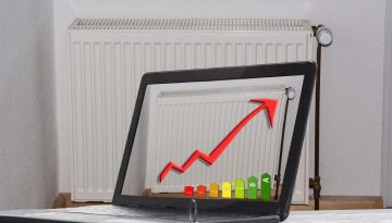 Concept Save heating costs